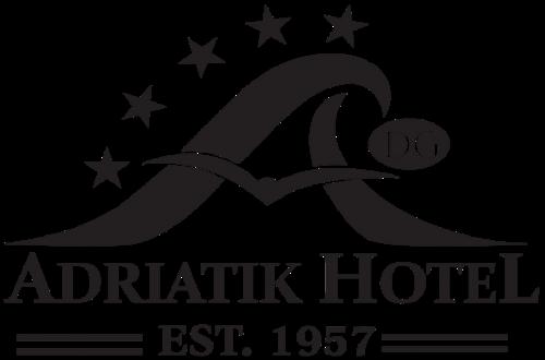 Hotel Adriatik në Durrës, Shqipëri.
